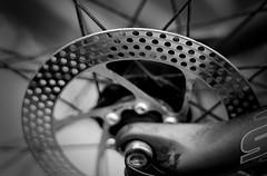 Mountain bike brake